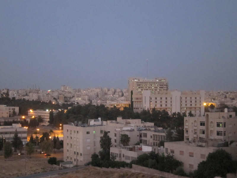 Amman at Evening