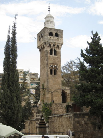 tower in Tripoli